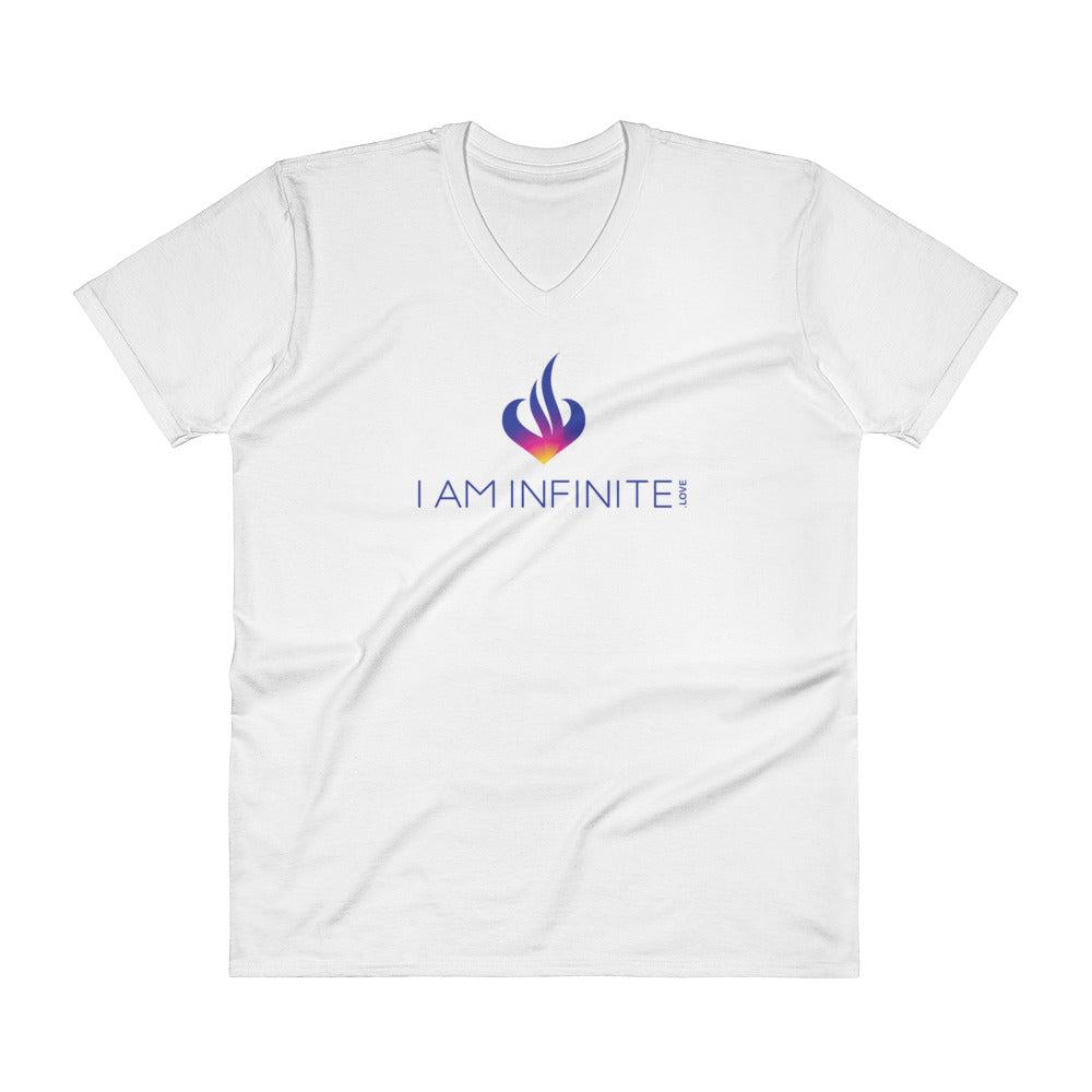I AM INFINITE - V-Neck T-Shirt
