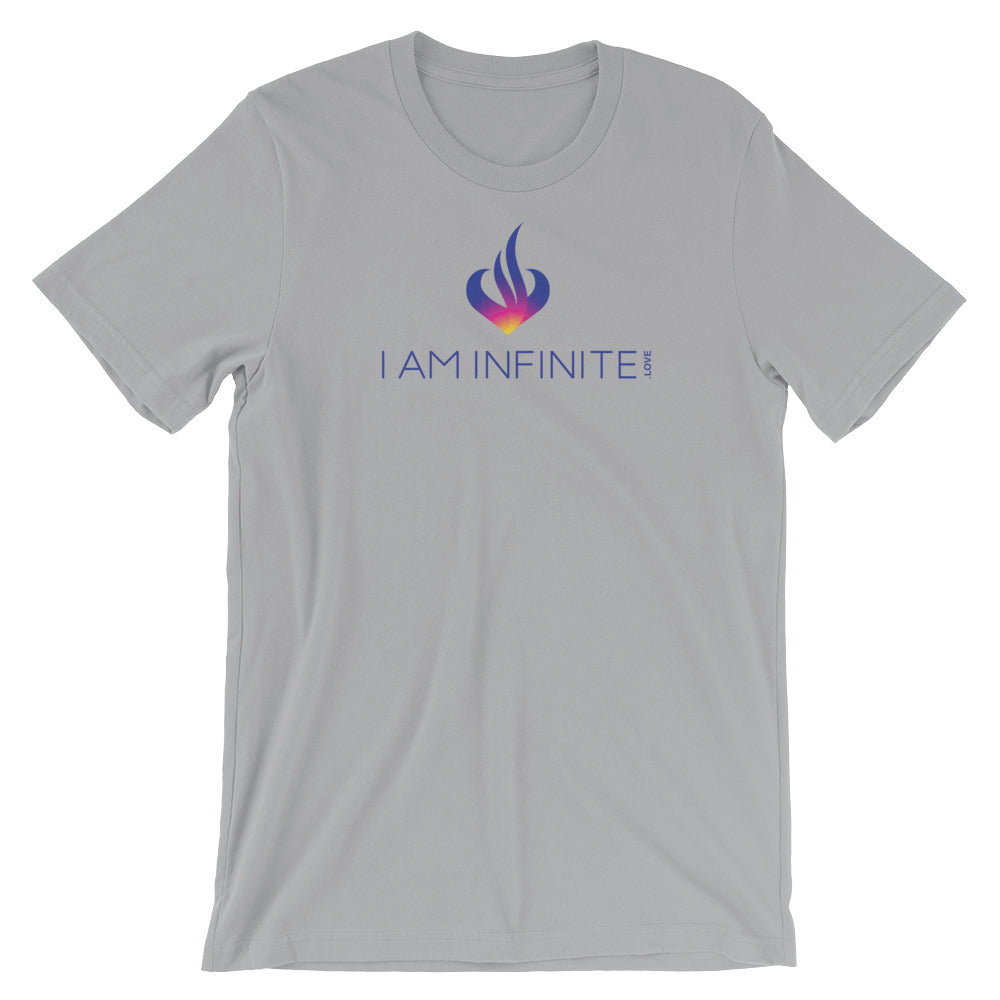 I AM INFINITE.LOVE - Short-Sleeve Unisex T-Shirt
