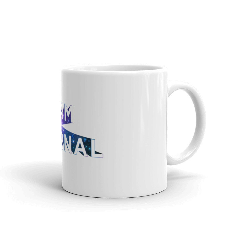 I AM ETERNAL - Mug