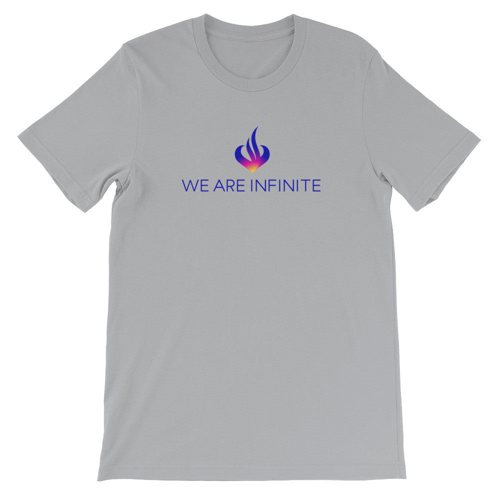 WE ARE INFINITE - Unisex short sleeve t-shirt