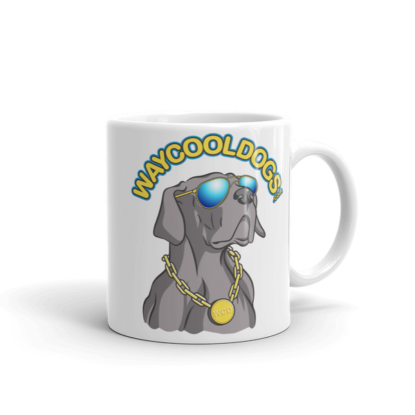 Mug - Cool Great Dane