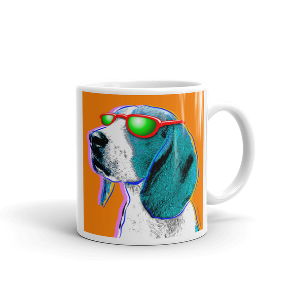 Mug - Beagle Pop Art