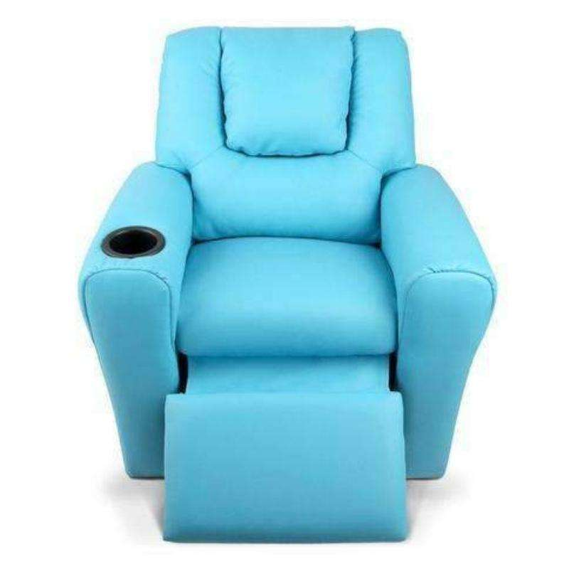 7417abc350d3 Kids Leather Recliner Chairs (Available In 7 Colours)