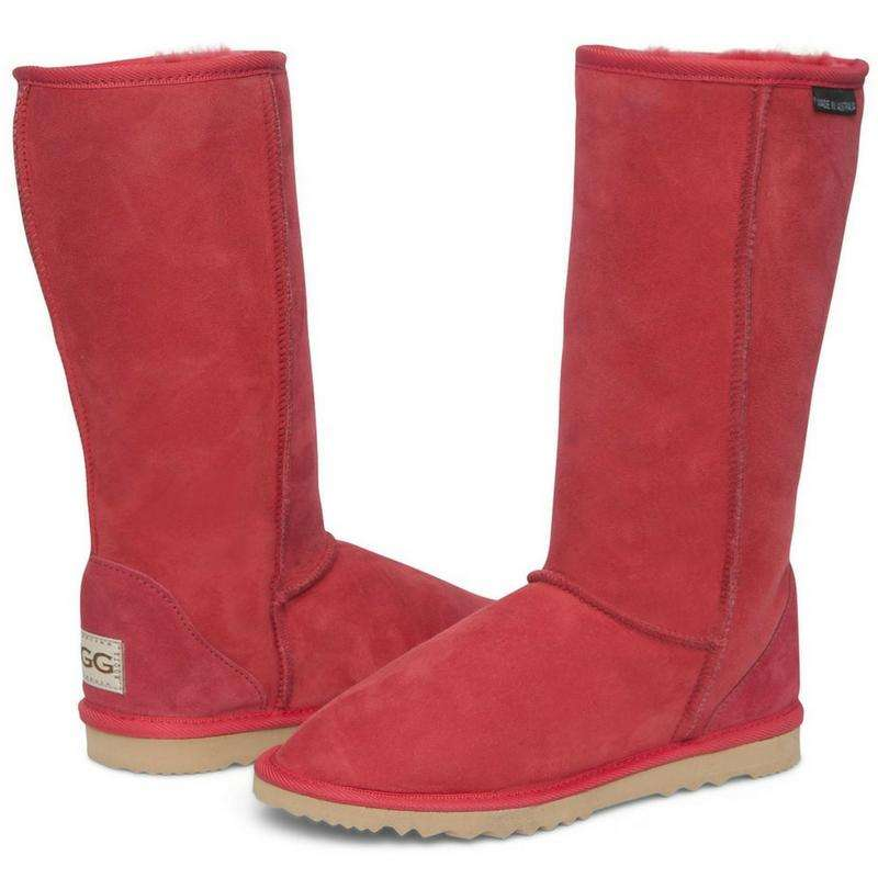 6cdaf69cf31 Adult Classic Tall Ugg Boots - Scarlet $165.00