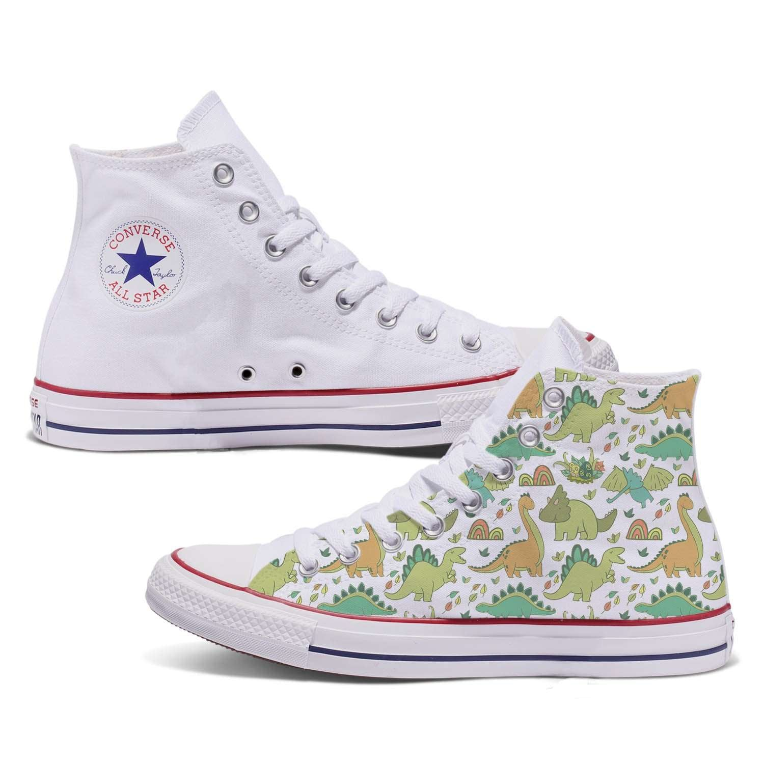 Dinosaur Adult Converse  149.00 ee222c3a6