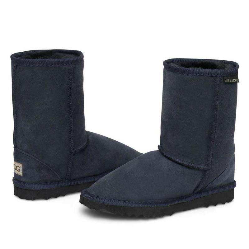 blue ugg boots for kids