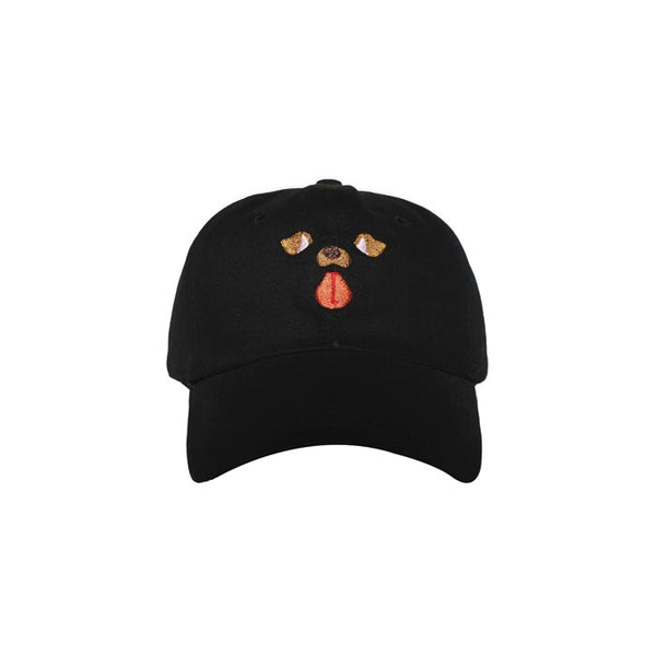 Brown Dog Filter Hat