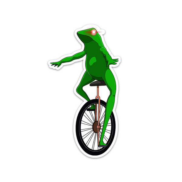 Dat Boi Sticker