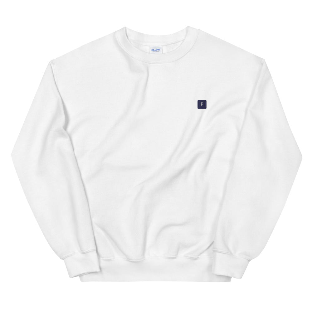 F to Pay Respects Sweater (Embroidered)