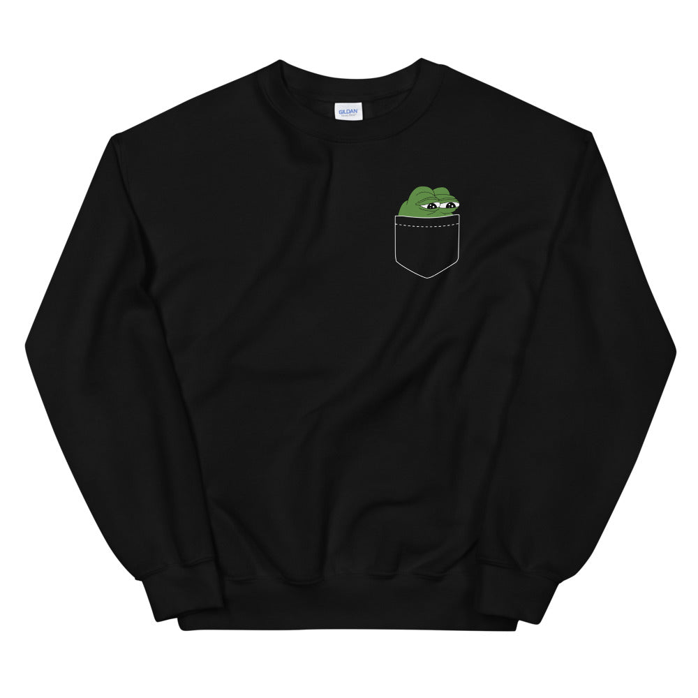 Pepe Pocket Sweater