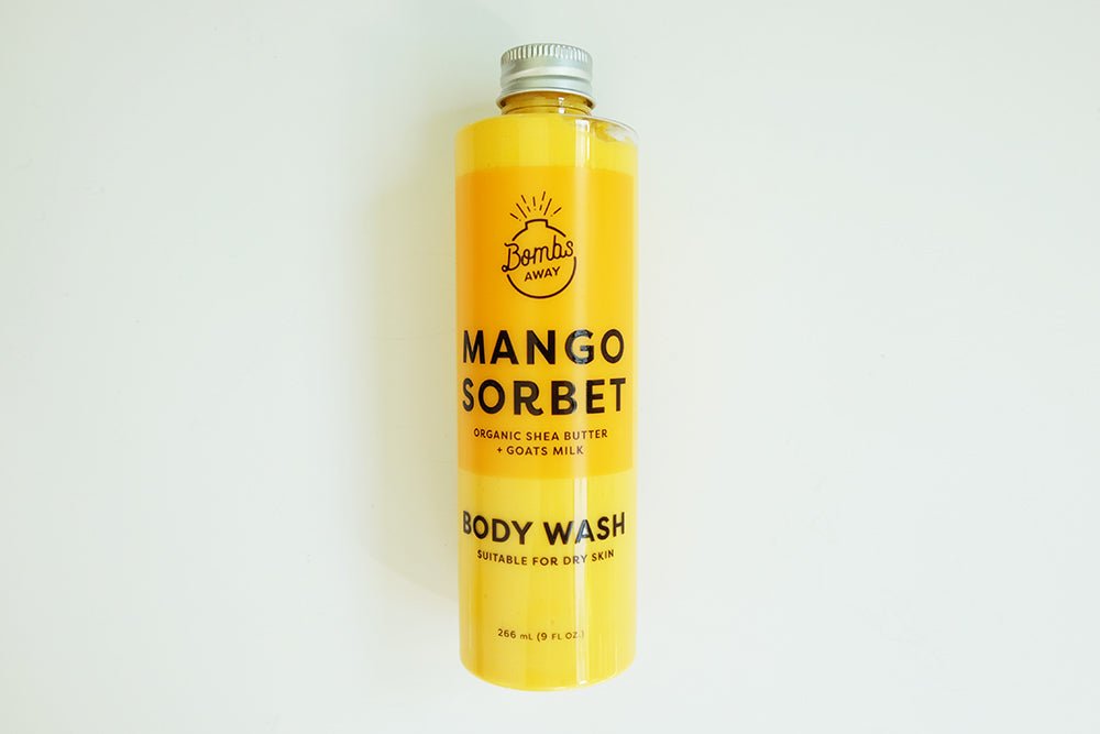 Bomb's Away Mango Sorbet Body Wash