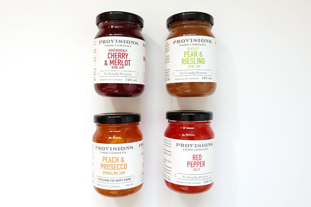 Provisions Food Company - Jams & Jellies