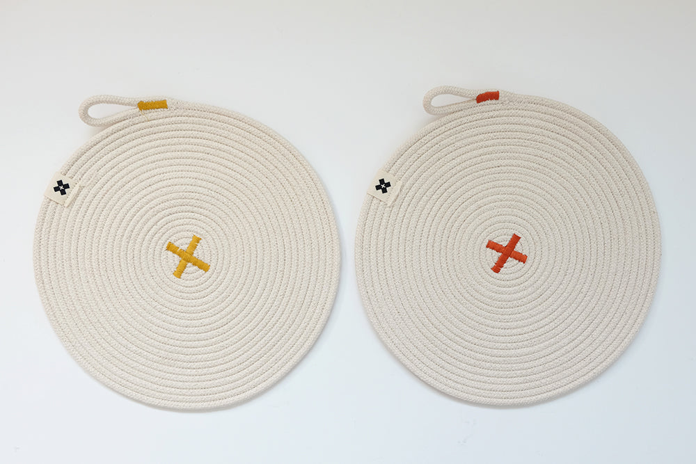 Ten & Co.Rope Trivet