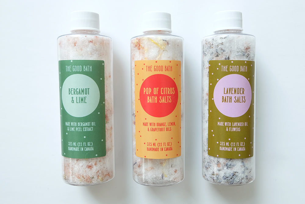 """The Good Bath"" Bath Salts"