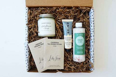 The Green Thumb Box