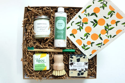 The Happy Homebody Box