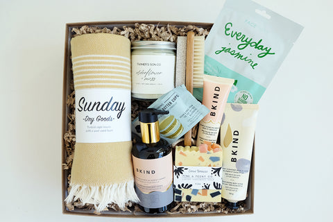 The Indulge Box