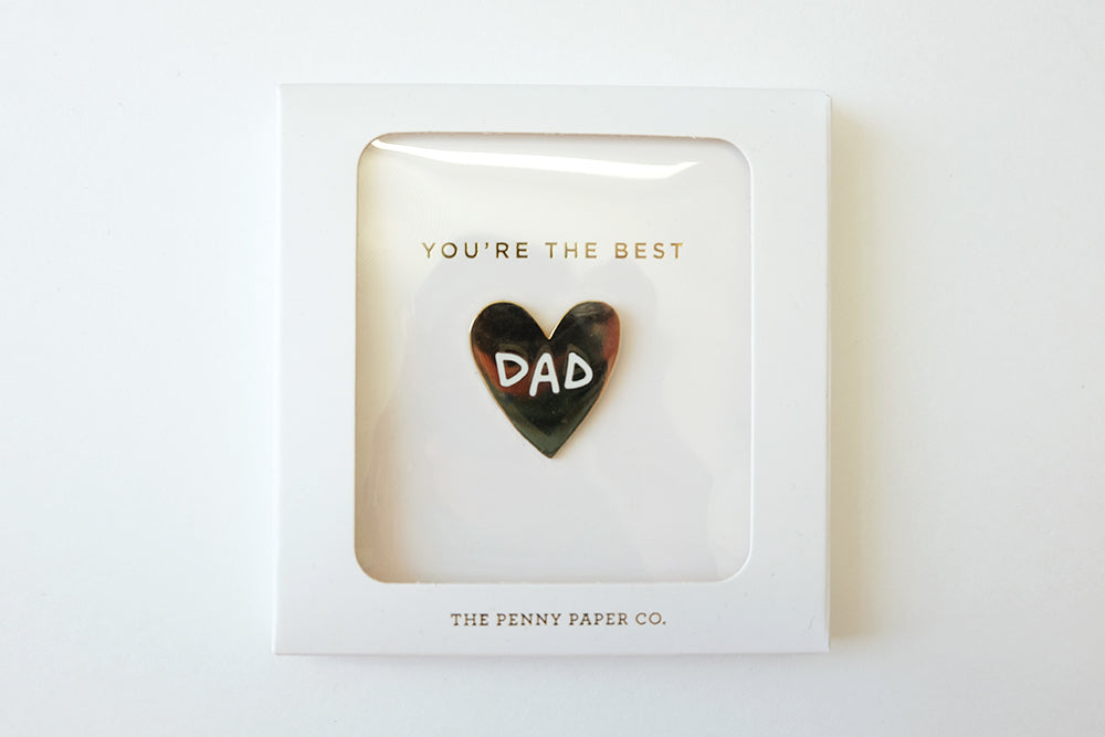 "You're the Best ""DAD"" Pin"