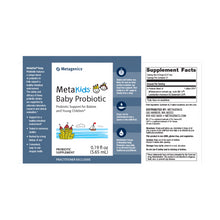 Load image into Gallery viewer, Metagenics - MetaKids™ Baby Probiotic