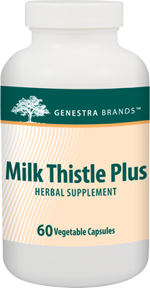 Seroyal / Genestra - Milk Thistle Plus
