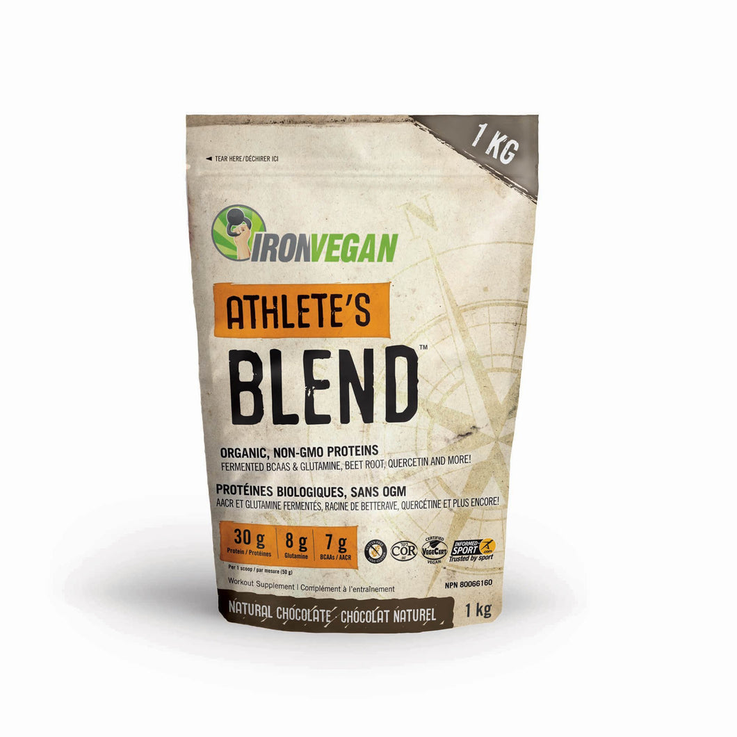 Iron Vegan - Athlete's Blend