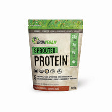 Load image into Gallery viewer, Iron Vegan - Sprouted Protein