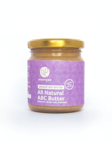Amazin' Graze - All ABC Butter