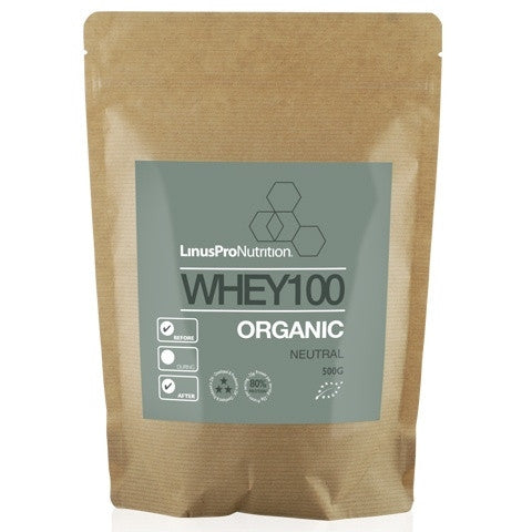 LinusPro - Organic Whey 100 - Neutral