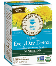 Traditional Medicinals - Everday Detox