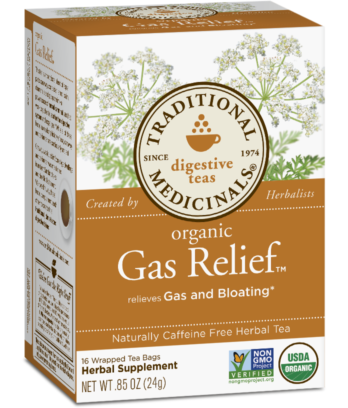 Traditional Medicinals - Gas Relief