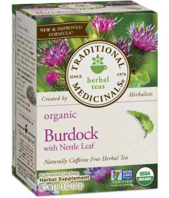 Traditional Medicinals - Burdock
