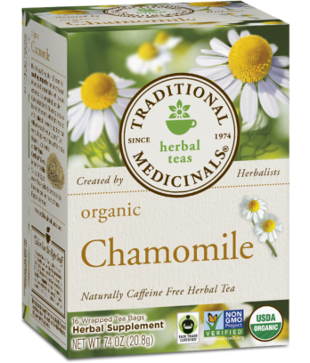 Traditional Medicinals - Chamomile