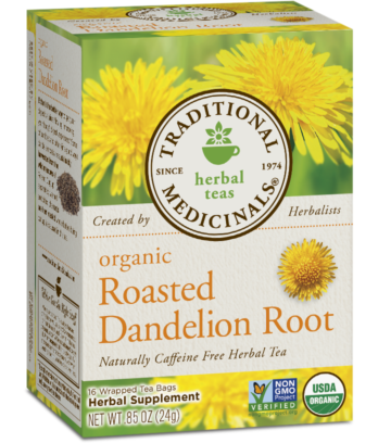 Traditional Medicinals - Roasted Dandelion Root