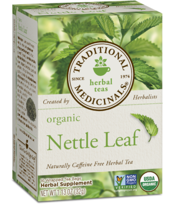 Traditional Medicinals - Nettle Leaf