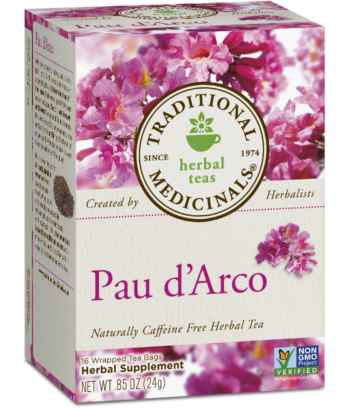 Traditional Medicinals - Pau D'Arco