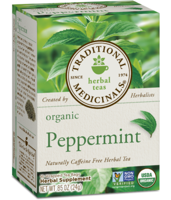 Traditional Medicinals - Peppermint