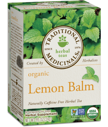 Traditional Medicinals - Lemon Balm
