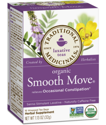 Traditional Medicinals - Smooth Move