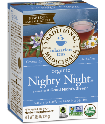 Traditional Medicinals - Nighty Night