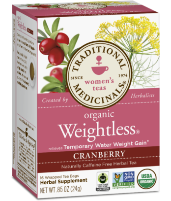 Traditional Medicinals - Weightless Cranberry