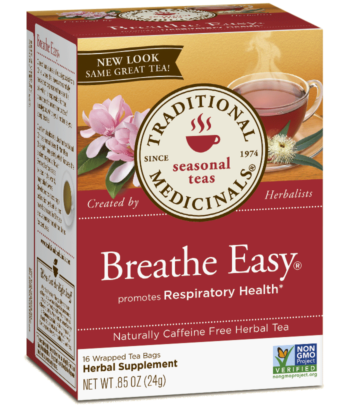 Traditional Medicinals - Breathe Easy