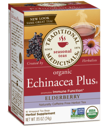 Traditional Medicinals - Echinacea w/Elderberry