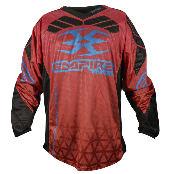 Empire Prevail <br>F6 Jersey - Red