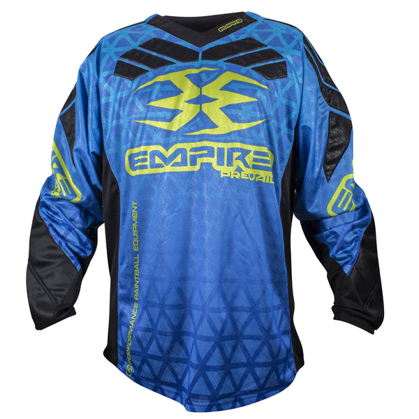 Empire Prevail <br>F6 Jersey - Blue