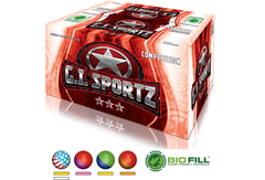 GI Sports 3 Star <br> Paintballs