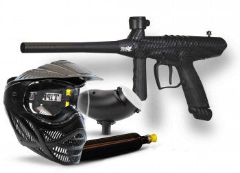 Tippmann Gryphon FX <br> Power Pack <br> Carbon Fiber