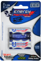 Energy AAA <br> Alkaline Battery <br> (4-Pack)