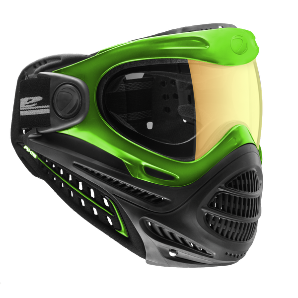 Dye Axis Pro Goggle<br> Green Northern Lights