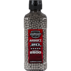 Valken Tactical 0.20g 2500ct Bottle BB's - White
