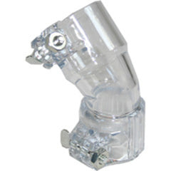 GXG Bent Elbow <br>Clear